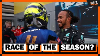 2021 Russian GP Race Review | WTF1 Podcast