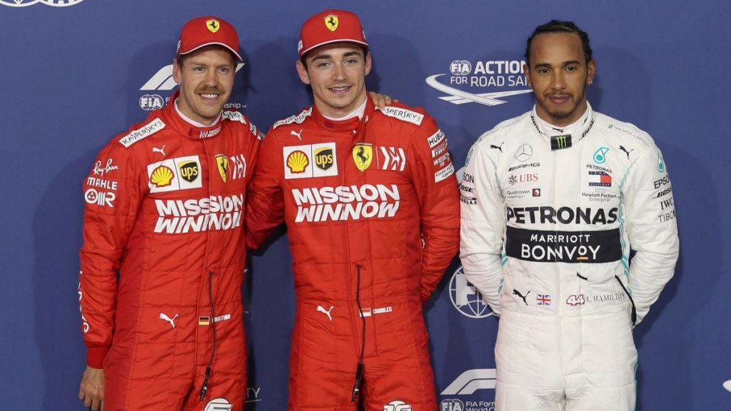 Diretta Gara GP Bahrain