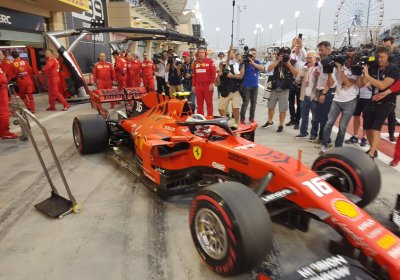 Gara Bahrain Diretta