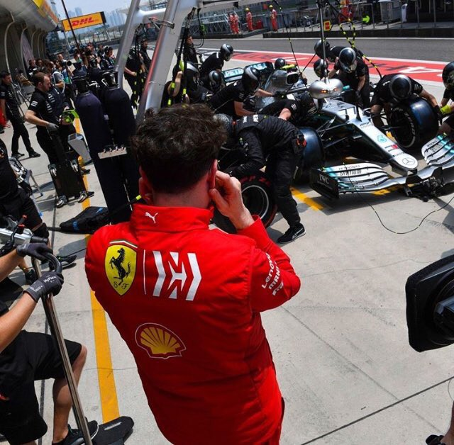 F1 binotto interviste gp baku
