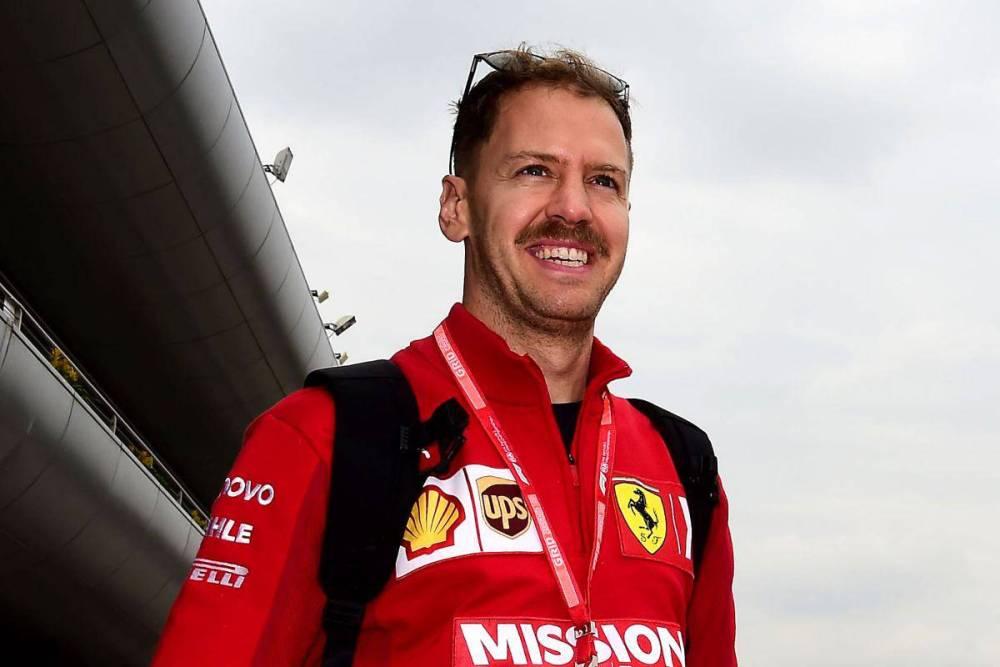 Vettel Ritiro 2019
