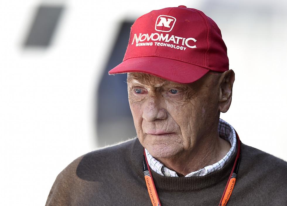 Niki Lauda morto