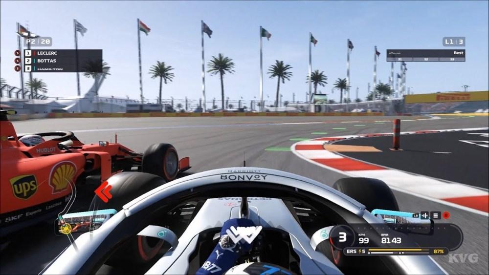 F1 2019 gameplay - Recensioni sul gioco per PS4, Xbox One, PC