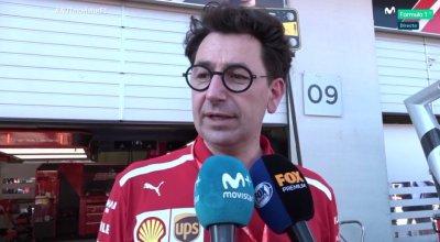 F1 Notizie Binotto - Verdetto positivo per Ferrari Leclerc