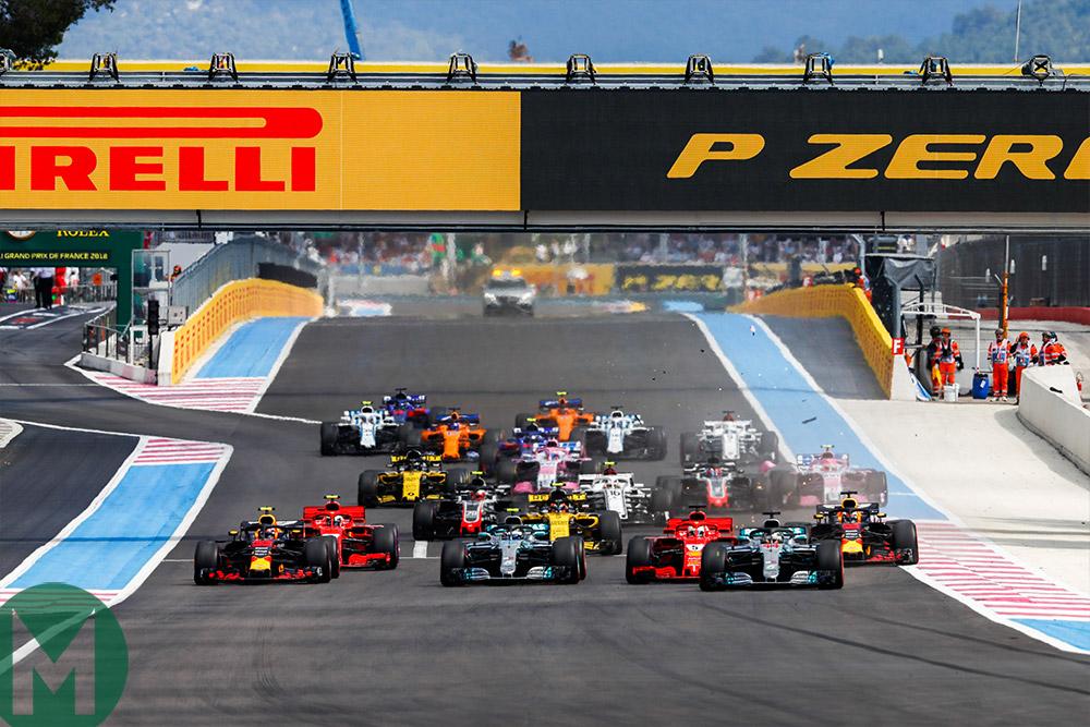 Orari TV GP Francia 2019