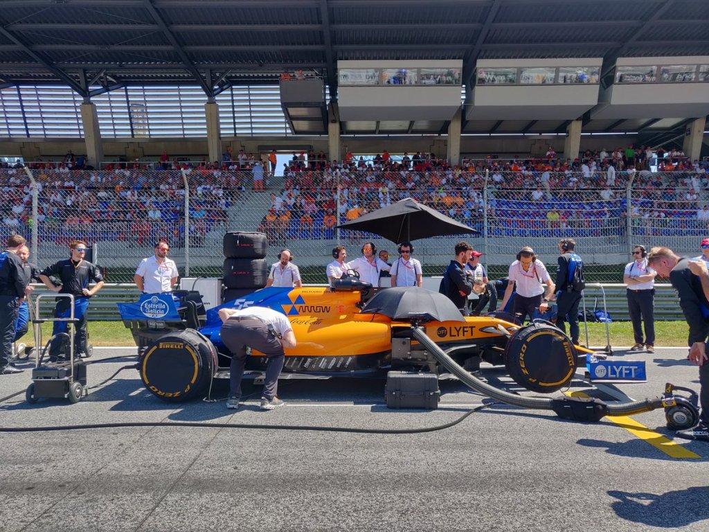 F1 oggi - Diretta GP Austria - Griglia Partenza McLaren