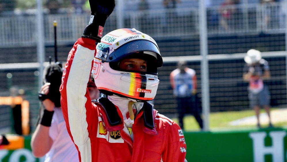 Griglia di partenza del GP di Canada F1 2019, con Vettel (Ferrari) in pole position