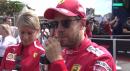 F1 notizie ferrari - Sebastian Vettel deluso dopo il GP di Francia 2019