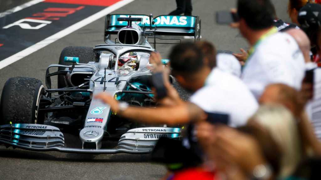 F1 Notizie Mercedes - Toto Wolff felice per la vittoria di Lewis Hamilton al GP di Francia