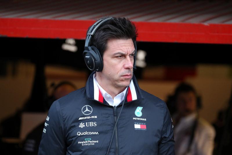 Toto Wolff al GP di Canada, è preoccupato per il motore Mercedes, dopo l'esplosione della power unit della Racing Point
