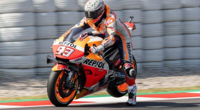 Classifica Motogp Catalogna, vince marc marquez