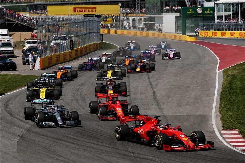 il nostro pensiero e la nostra critica alla penalità di Sebastian Vettel al Gp del canada