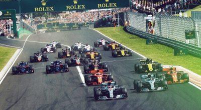 F1 GP Ungheria 2019 - Orari (partenza 2018)