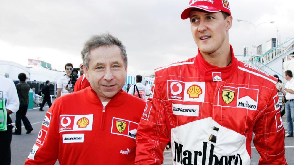 Jean Todt e le ultime indiscrezioni su Michael Schumacher