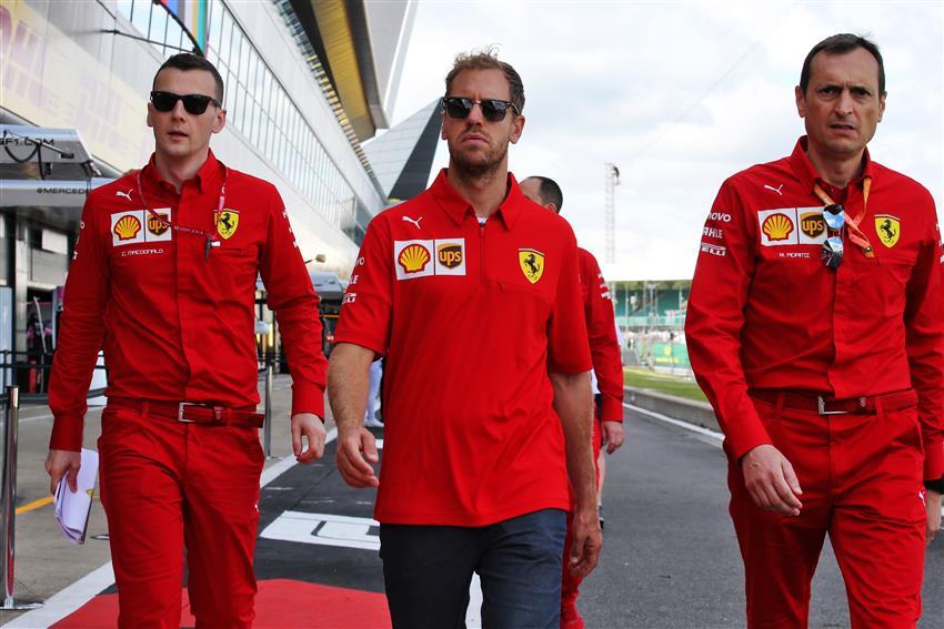 Gp di Gran Bretagna: quarto podio consecutivo per Leclerc
