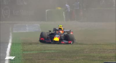 f1 video gasly incidente gp germania libere