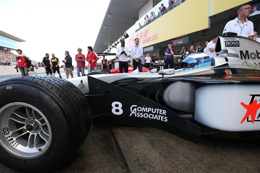 F1, probabile ritorno dei motori mercedes in mclaren