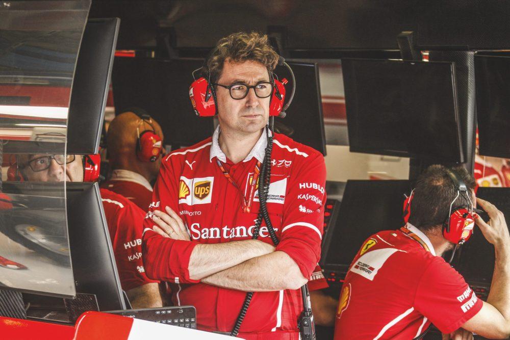F1 - Binotto, Ferrari - Pronti a dare battaglia
