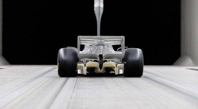 Regolamento 2021 - Prime immagini auto F1 - 1