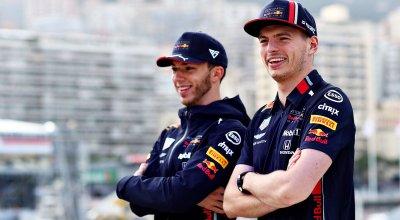 F1 - GP Italia, Monza - Verstappen e Gasly