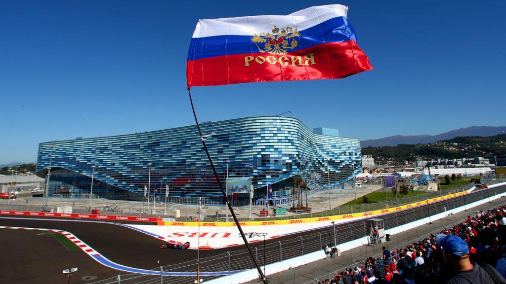 F1 GP Russia Sochi - Circuito 2