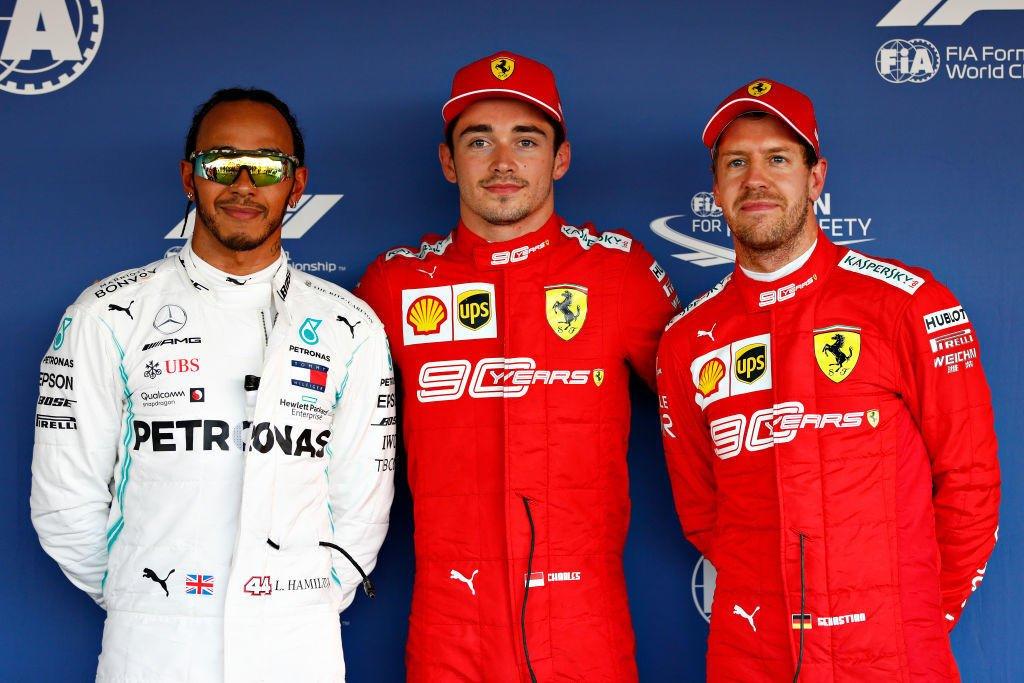 F1 GP Russia Sochi - Risultati Qualifiche con Leclerc Hamilton e Vettel