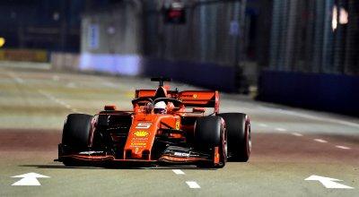 F1 GP Singapore - 7 motivi della vittoria Ferrari a Singapore