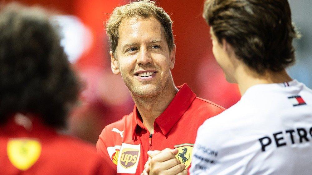 F1 Notizie - GP Singapore - Vettel amore e odio