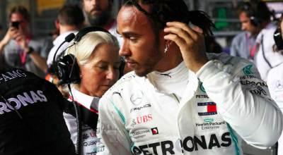 F1 Notizie Hamilton - Da Singapore La Ferrari sarà difficile da battere