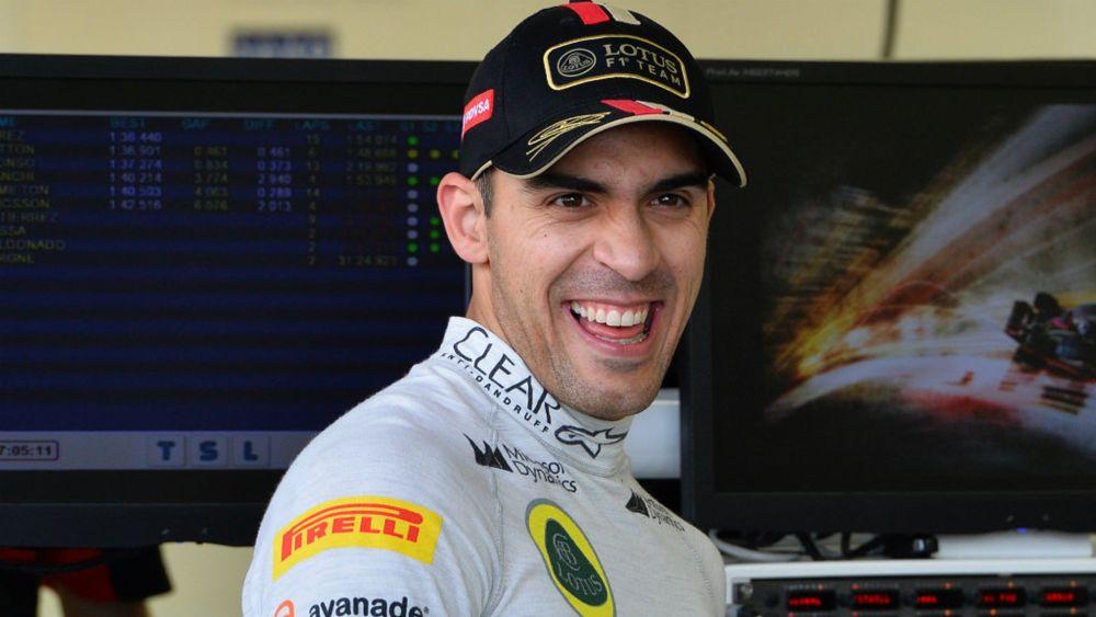 F1 - Pastor Maldonado in Ferrari