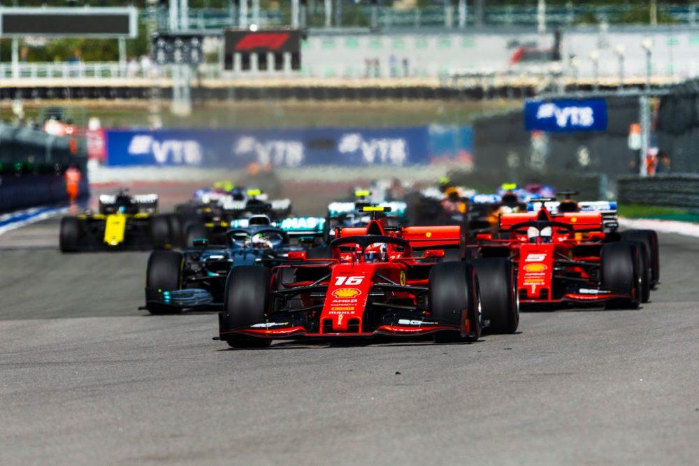 Calendario Ufficiale F1 2020