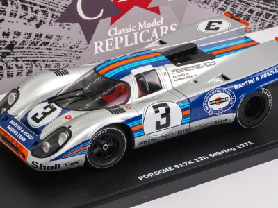modellino porsche 917k martini