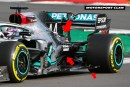 nuova mercedes w11 analisi tecnica differenze