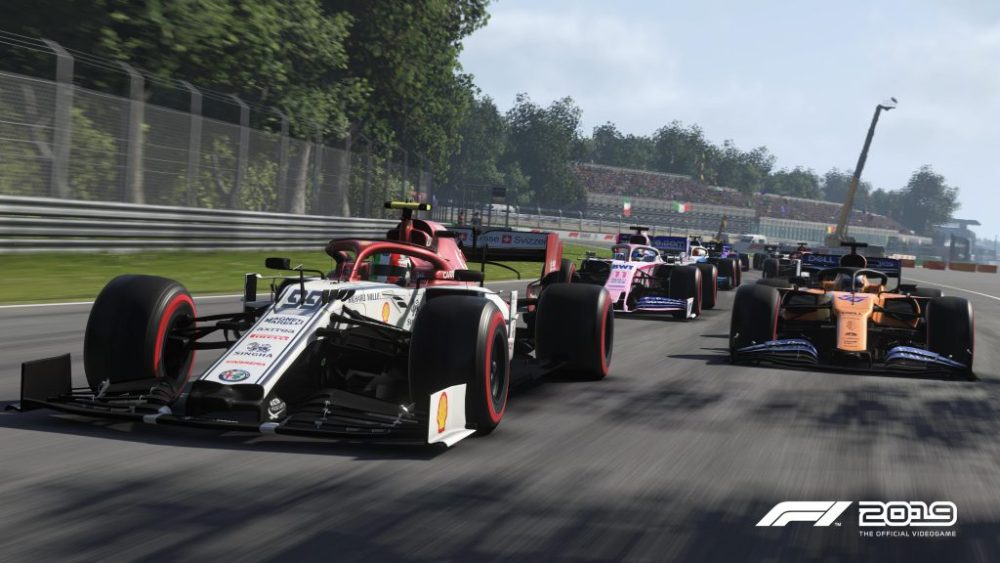 f1 2019 playstation lega campionato