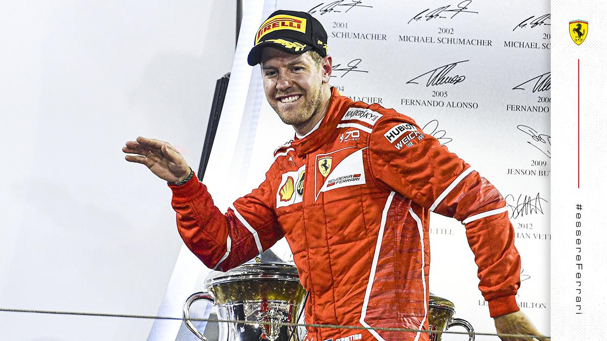 Ferrari, Sainz il nuovo pilota al posto di Vettel