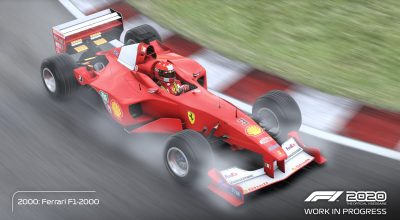 f1 2020 schumacher edition video e auto
