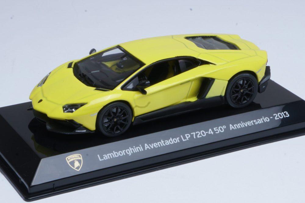 modellino Lamborghini Aventador