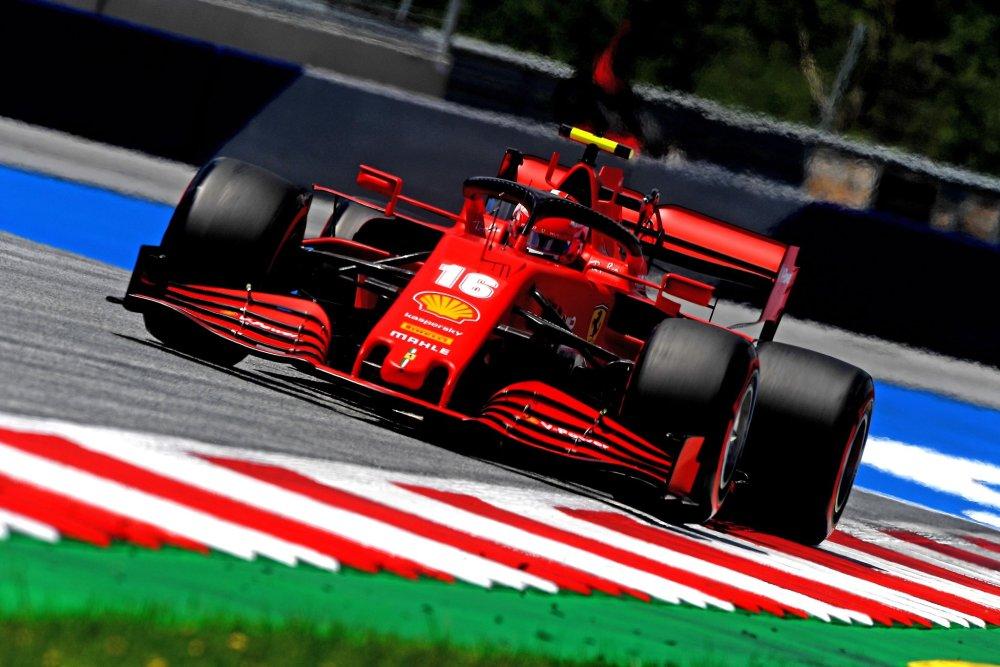 f1 austria diretta gara di oggi