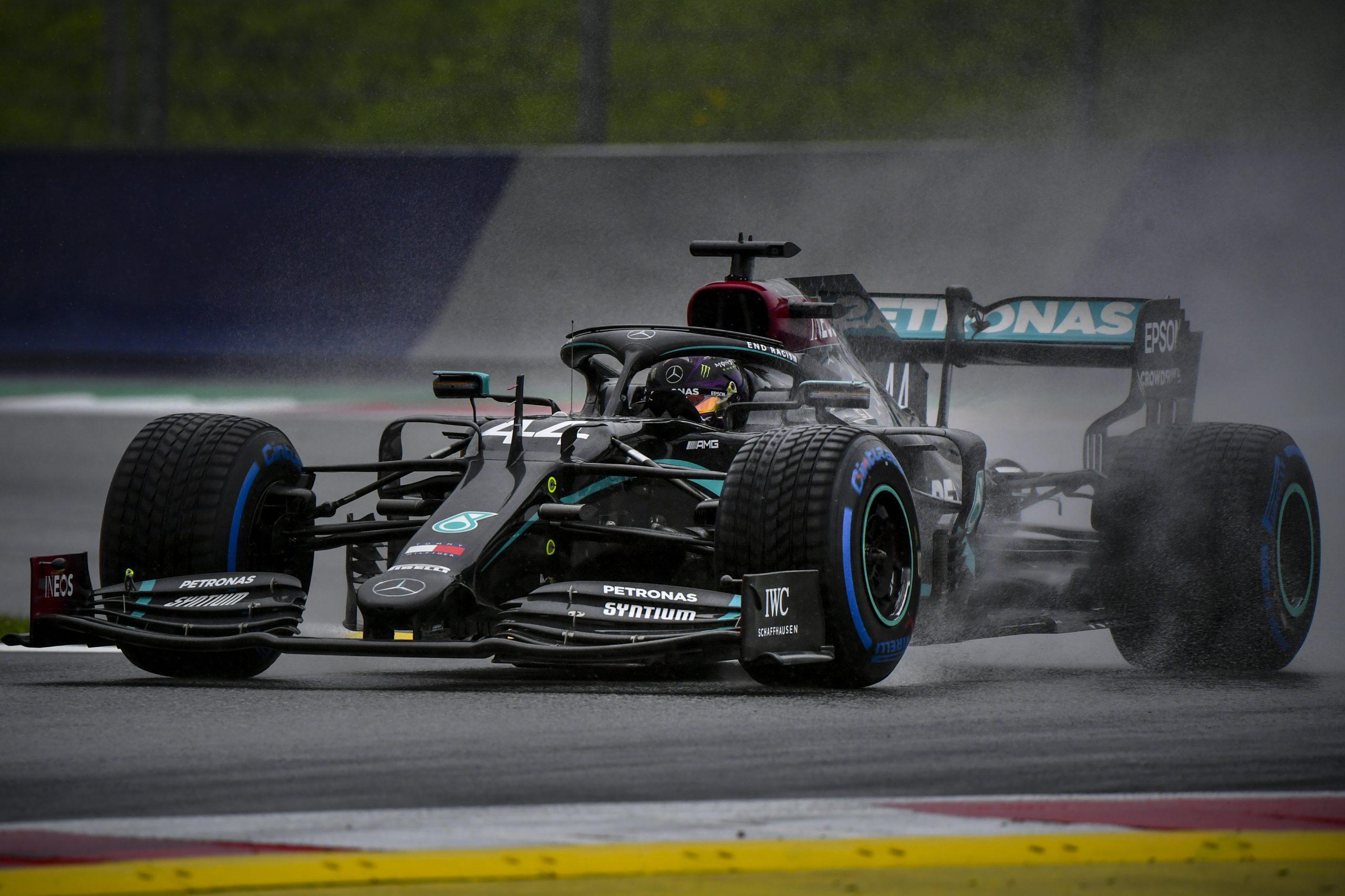 F1 GP Stiria (Austria) - Risultati Qualifiche di oggi: Hamilton fenomeno,  Ferrari naufragata