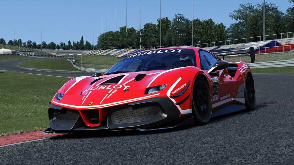 assetto corsa gare online pc ps4