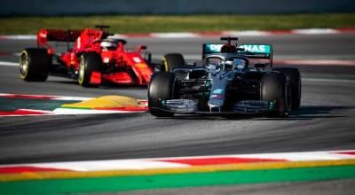 F1 news - Test 2021, ipotesi 3 giorni