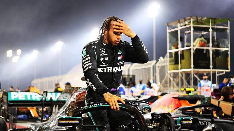 F1 News - Hamilton positivo al coronavirus