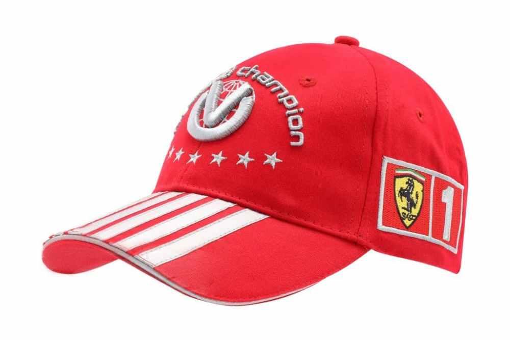 cappellino f1 ferrari schumacher 2004