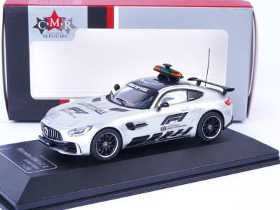 modellino safety car f1 mercedes