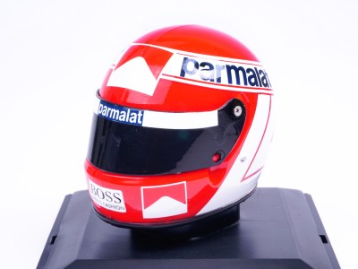 modellino casco f1 niki lauda mclaren 1984 scala 1:5