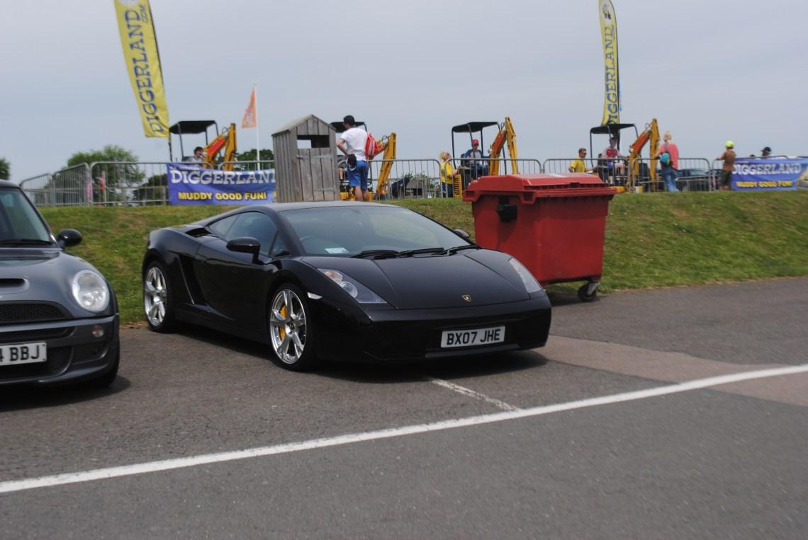 Lamborghini Brand Hatch