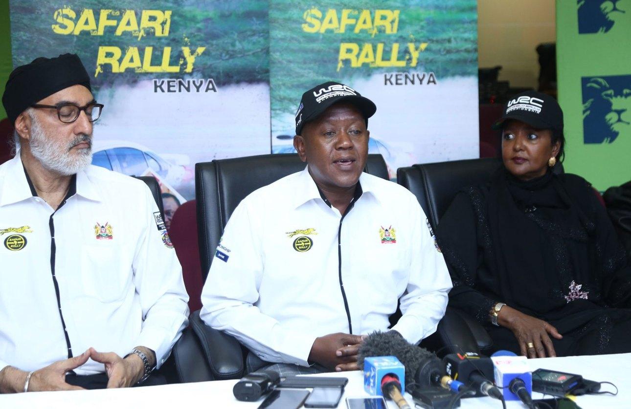 Safari Rally finally back in WRC