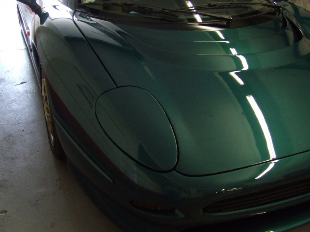 Contract Supercar Paint And Body Restoration