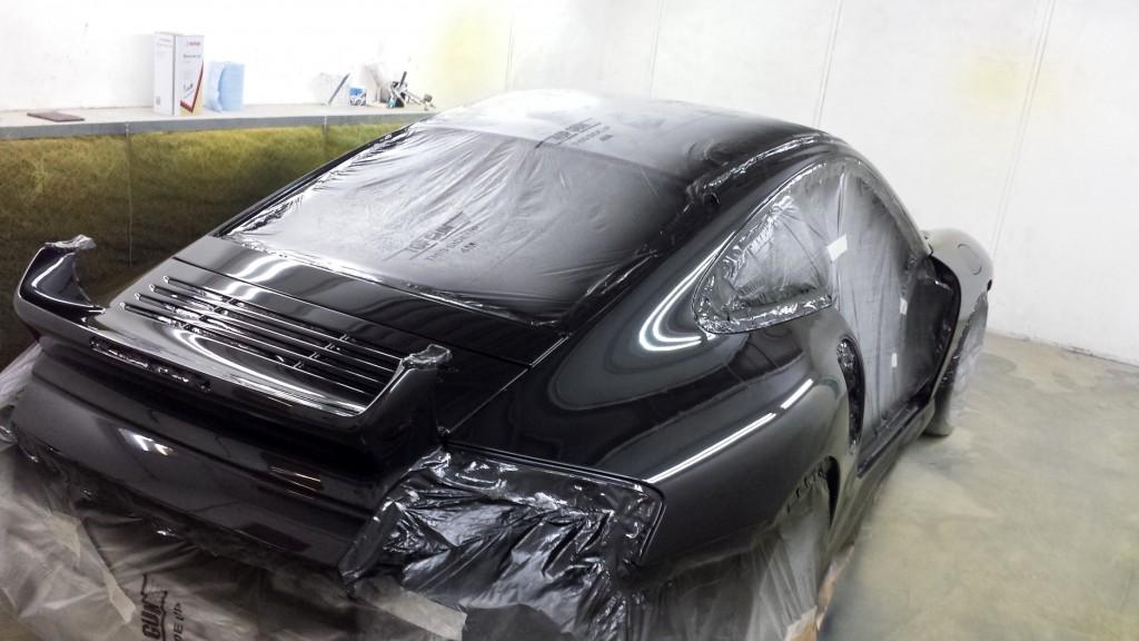 Car Sprayer Staffordshire