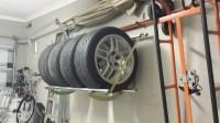 Tyre Rack